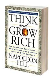 Наполеон Хилл: Думай и богатей / Think and Grow Rich (Английский) (М)