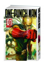 One: One-Punch Man. Кн.1