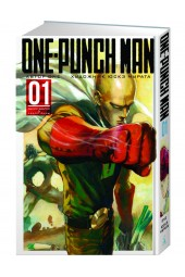 One: One-Punch Man. Книга 1